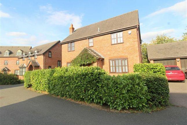 Thumbnail Detached house for sale in Angora Close, Shenley Brook End, Milton Keynes