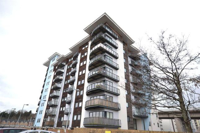 Thumbnail Flat to rent in Alexandria, Victoria Wharf, Cardiff Bay, Cardiff