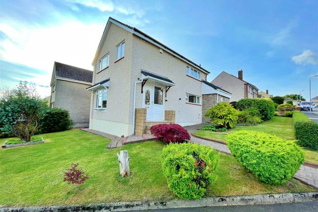 Thumbnail Detached house for sale in Gareloch Avenue, Airdrie