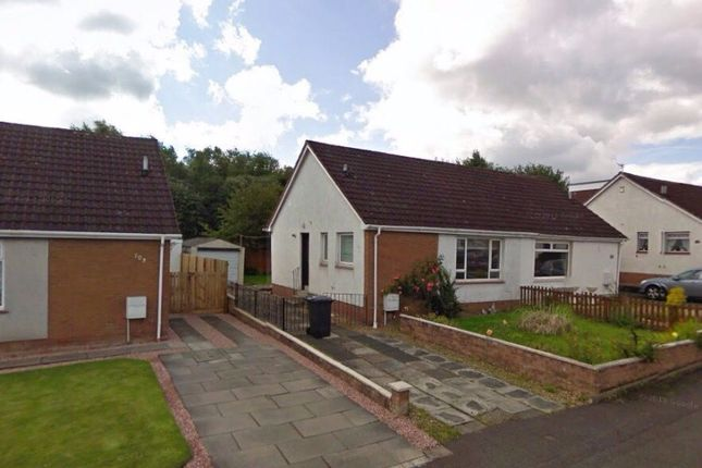 Thumbnail Bungalow to rent in Cherrytree Crescent, Larkhall, South Lanarkshire