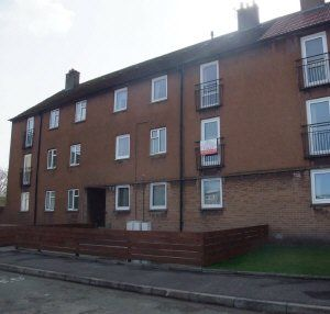 Thumbnail Flat to rent in Muirton Terrace, Kelty