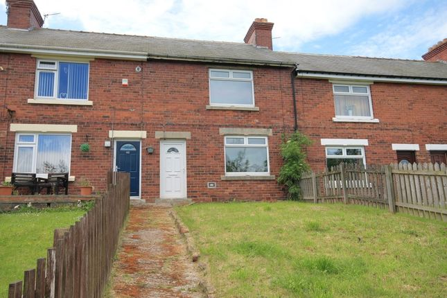 Thumbnail Terraced house to rent in Thomas Street, Craghead, Stanley
