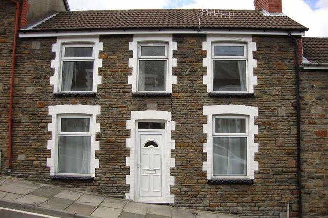 Thumbnail Terraced house to rent in Danygraig Street, Graig, Pontypridd