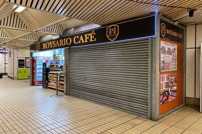 Thumbnail Retail premises for sale in Monument Metro Station, Newcastle Upon Tyne