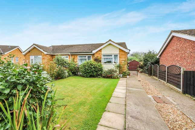 2 bed semi-detached bungalow for sale in Acacia Avenue, Ashill, Thetford