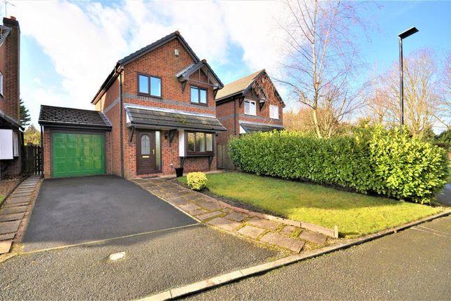 Thumbnail Detached house for sale in Bracken Drive, Freckleton, Preston, Lancashire