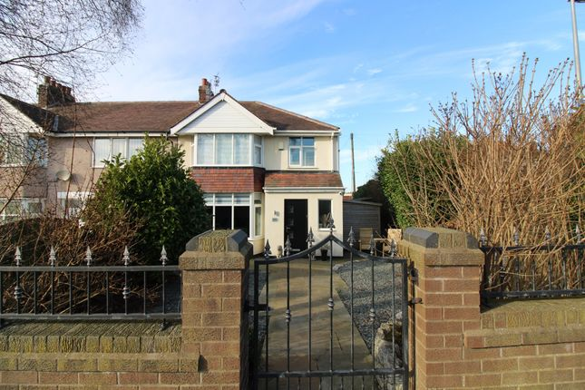 5 bed end terrace house for sale in Newton Drive, Blackpool FY3