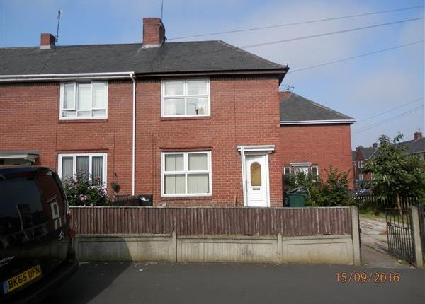 Thumbnail End terrace house for sale in Greenford Road, Walker, Newcastle Upon Tyne