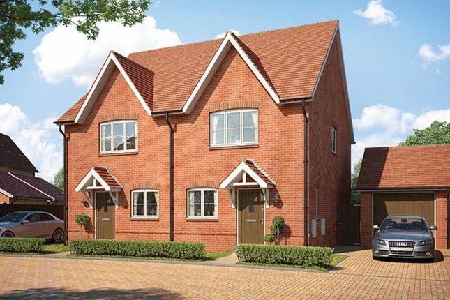 Thumbnail Detached house for sale in The York, Longhurst Park, Cranleigh