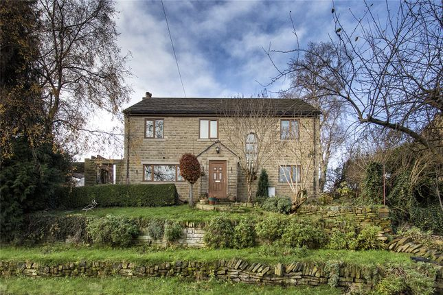 Thumbnail Detached house for sale in The Common, Dewsbury, West Yorkshire