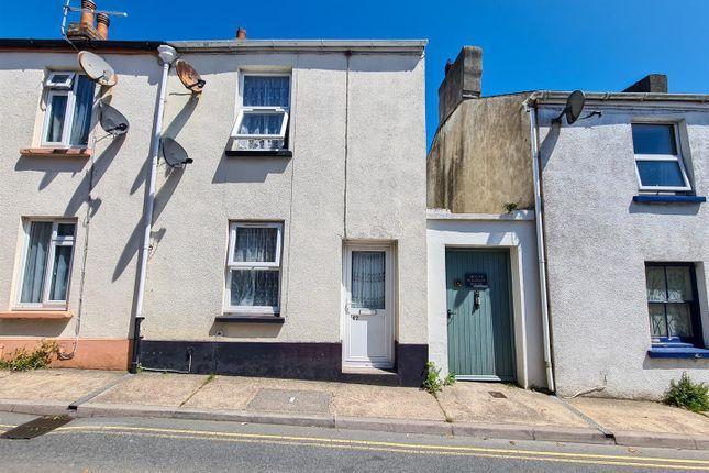 Thumbnail End terrace house for sale in Honestone Street, Bideford
