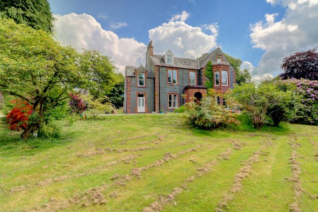 Thumbnail Detached house for sale in Sidmount Avenue, Moffat