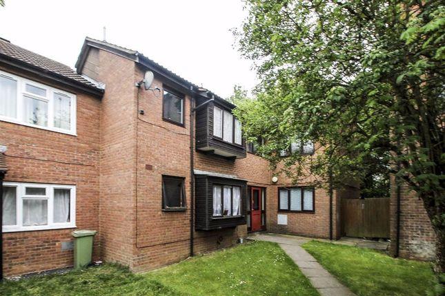 Thumbnail Flat for sale in Denmead, Two Mile Ash, Milton Keynes