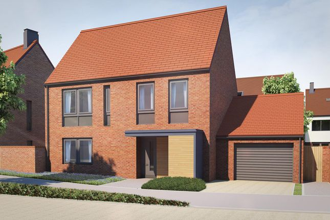 "Thumbnail Detached house for sale in ""Iris"" at Meadlands, York"