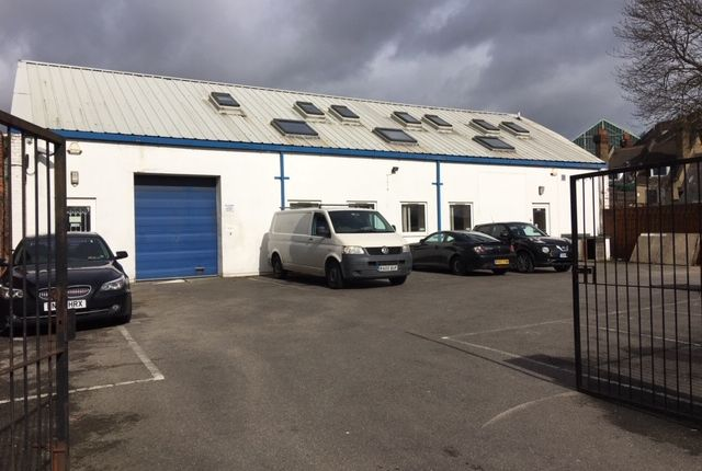 Thumbnail Industrial for sale in Off The Crescent, Watford