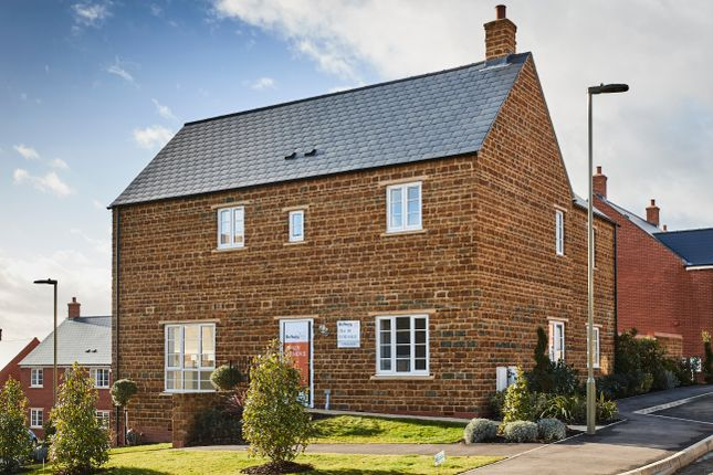 Thumbnail Detached house for sale in The Hanwell View, Southam Road, Banbury
