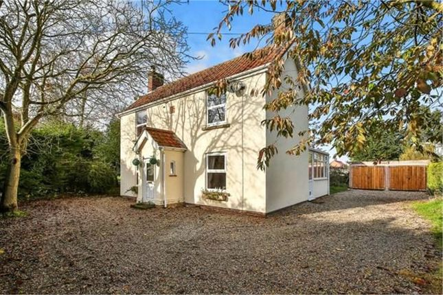 Thumbnail Detached house for sale in Whinburgh Road, Westfield, Dereham, Norfolk