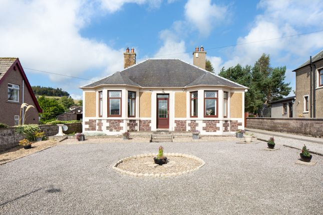 Thumbnail Detached bungalow for sale in Boghall Avenue, Biggar