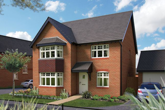 "Thumbnail Detached house for sale in ""The Oxford"" at Harbury Lane, Heathcote, Warwick"