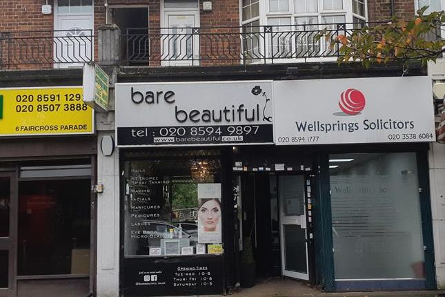 Thumbnail Retail premises to let in 5A, Faircross Parade, Longbridge Road, Barking, Essex
