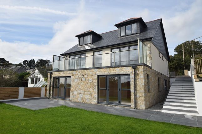 Thumbnail Detached house for sale in Budock Water, Falmouth