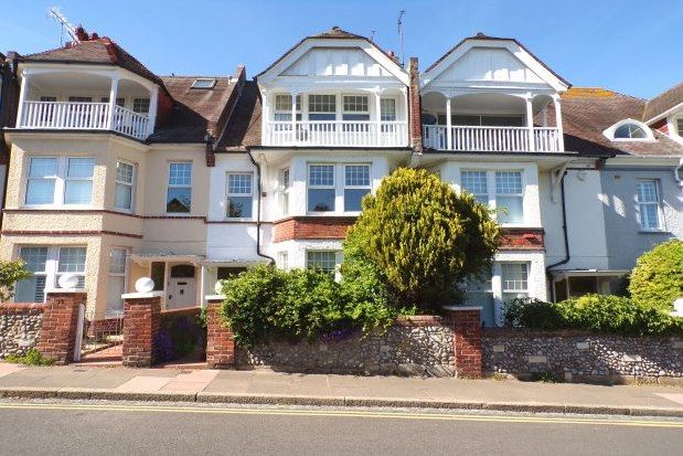 Thumbnail 5 bed terraced house to rent in Vicarage Road, Eastbourne