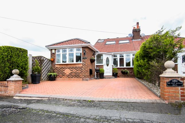 Thumbnail Semi-detached house for sale in Westbourne Drive, Ashton-Under-Lyne