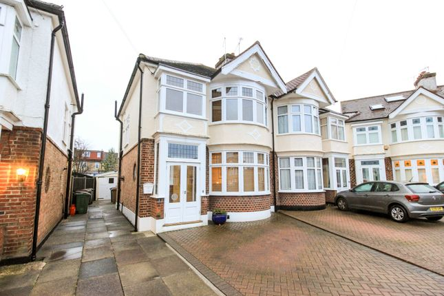 Thumbnail Semi-detached house for sale in Balgonie Road, London