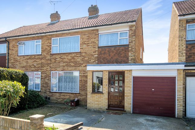 Thumbnail Semi-detached house to rent in Eardley Road, Belvedere