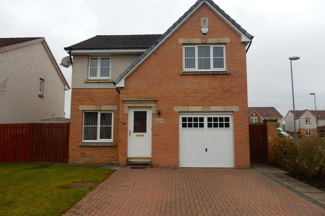 Thumbnail Detached house to rent in Ardrain Avenue, Motherwell