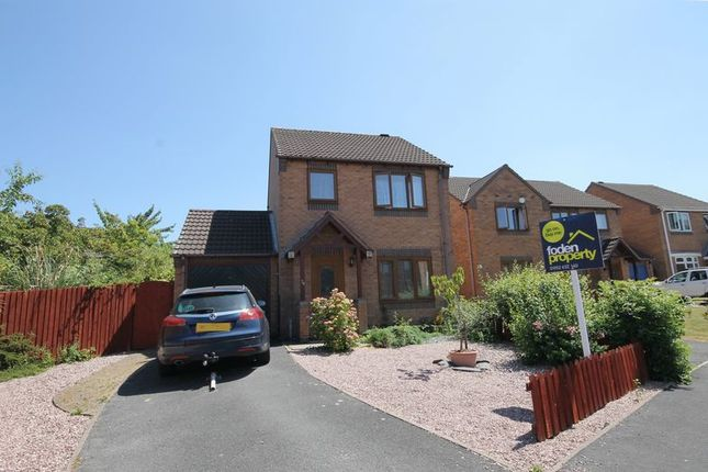 Thumbnail Detached house for sale in Columbine Way, Donnington, Telford