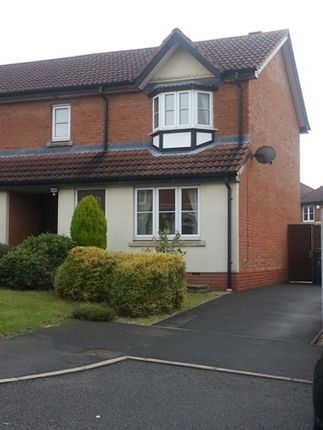 Thumbnail Mews house to rent in Lowerbrook Close, Bolton