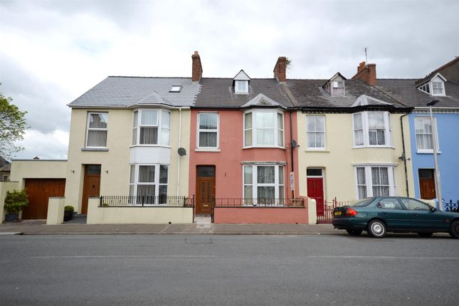 Thumbnail Terraced house for sale in Hawkstone Road, Pembroke Dock