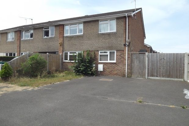Thumbnail Property to rent in Hightown Gardens, Ringwood