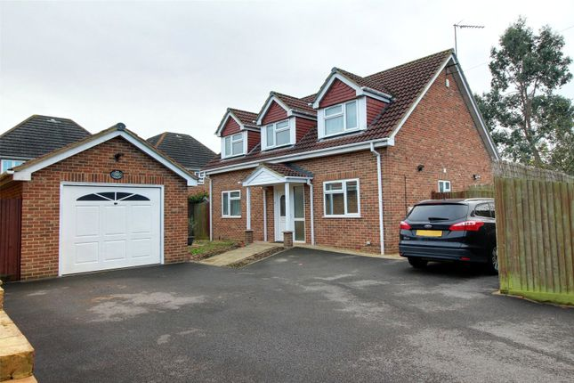 Thumbnail Detached house for sale in Shepherds Walk, Woodley, Reading, Berkshire