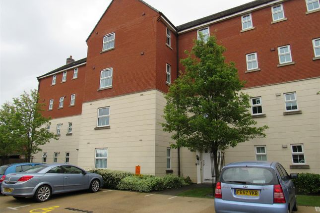 Thumbnail Flat for sale in Old Station Road, Syston, Leicester