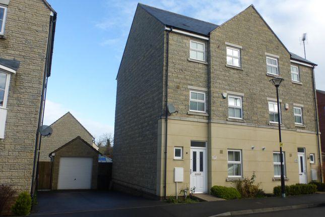 Thumbnail Property to rent in Dyson Road, Blunsdon, Swindon