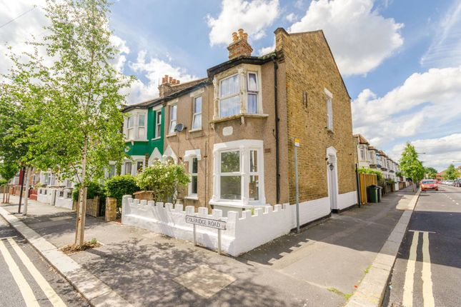 Thumbnail Flat for sale in Coleridge Road, Walthamstow