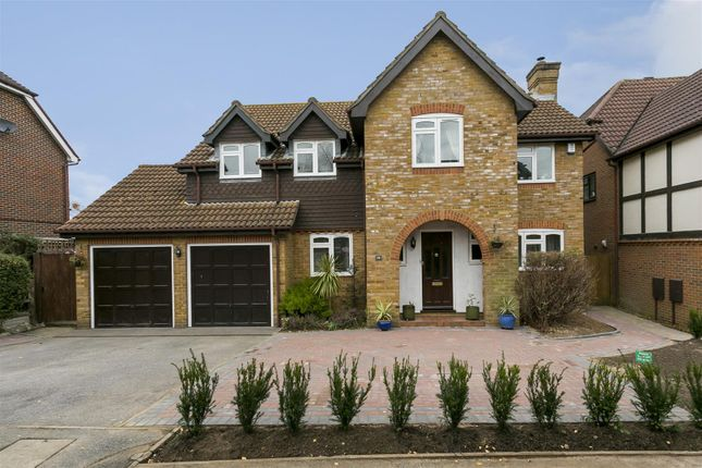 Thumbnail Detached house for sale in Russett Close, Aylesford