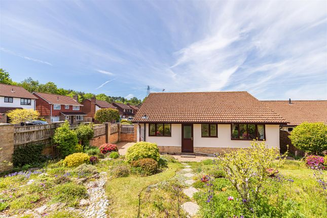 Thumbnail Detached bungalow for sale in Crusader Road, Bournemouth