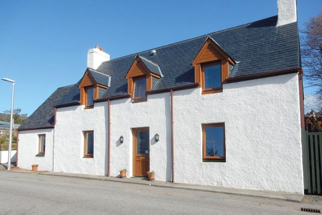 Thumbnail Detached house for sale in Bains House, Strath, Gairloch