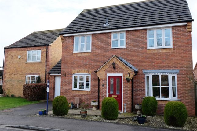 Thumbnail Detached house for sale in Barley Lane, Billinghay, Lincoln, Lincs