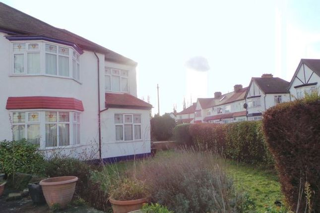 Thumbnail Semi-detached house for sale in Tiverton Road, Edmonton