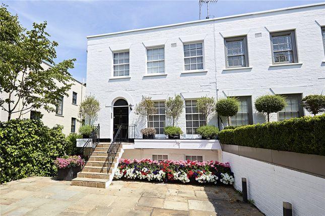 Thumbnail Semi-detached house for sale in Pembroke Gardens, Kensington, London