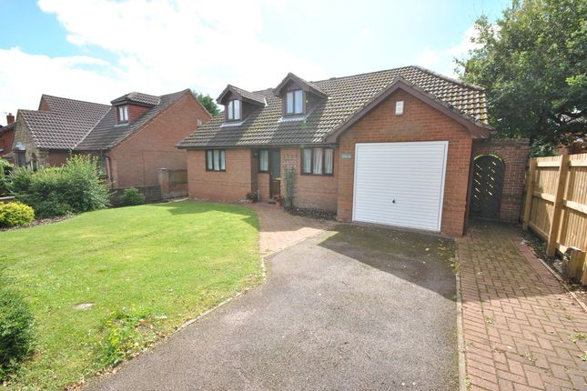 Thumbnail Bungalow for sale in Parklands Close, Rossington, Doncaster