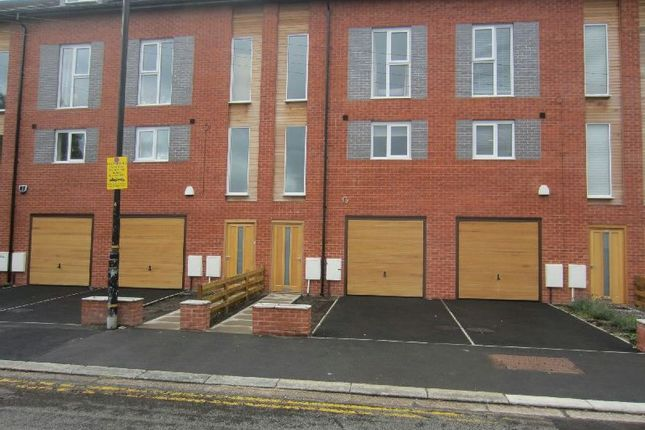 Thumbnail Terraced house for sale in The Maltings, Northumberland Road, Old Trafford, Manchester