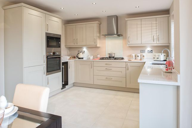 "Detached house for sale in ""Kennington"" at Gilhespy Way, Westbury"