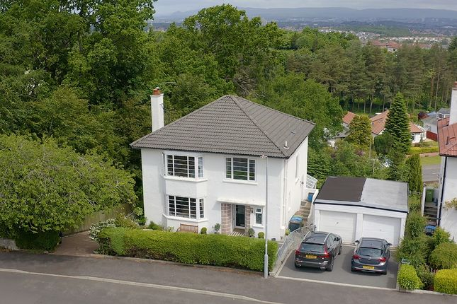 Thumbnail Property for sale in Beechlands Drive, Clarkston, Glasgow