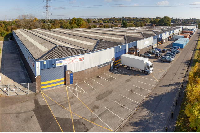Thumbnail Industrial to let in Unit 16 Maple Leaf Industrial Estate, Walsall