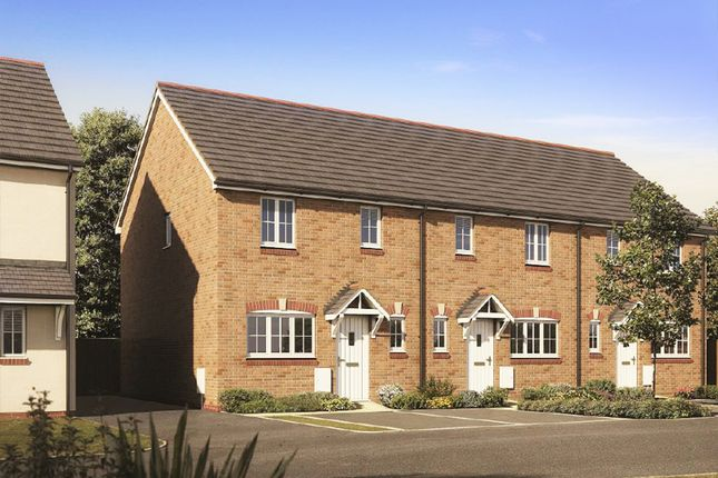 Thumbnail Terraced house for sale in Plot 67 Maes Y Glo, (Site Name Parc Brynderi), Llanelli
